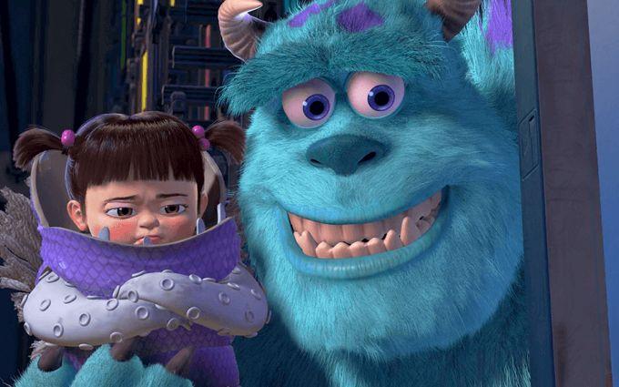 Boo e Sulley