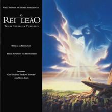 Capa da trilha sonora da edição brasileira