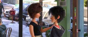 Cass e Hiro