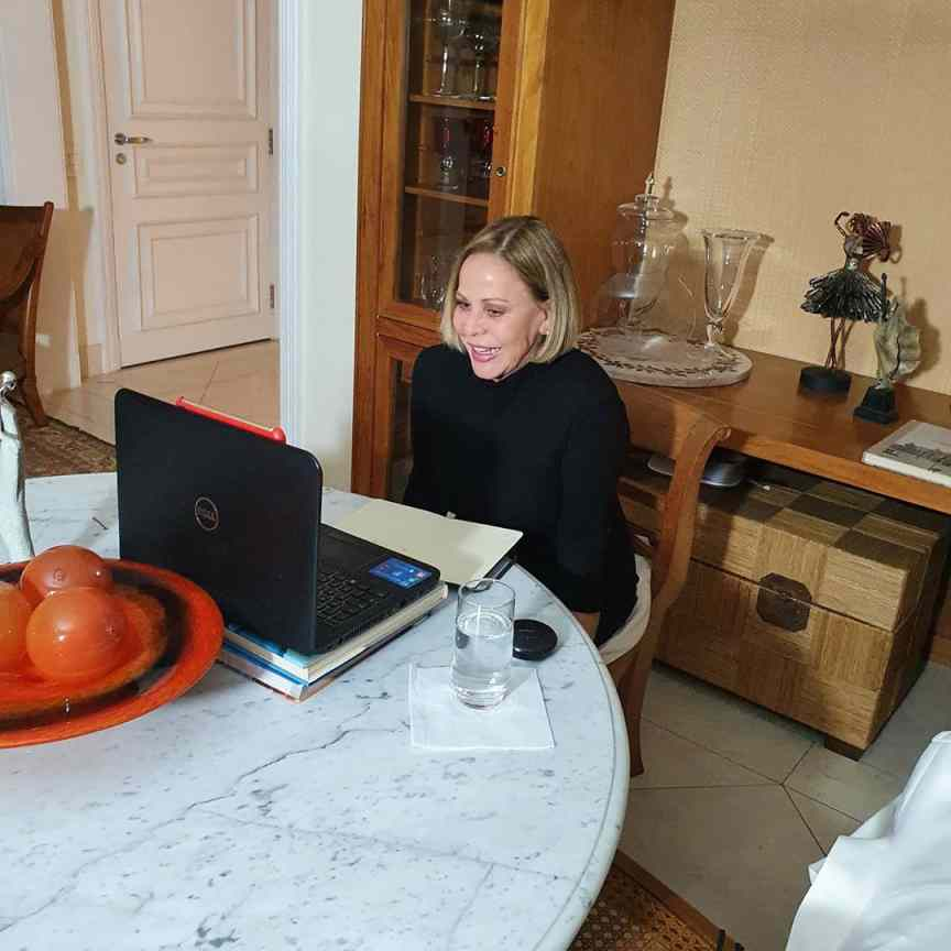 Claudete Troiano, primeira vez na Rede TV