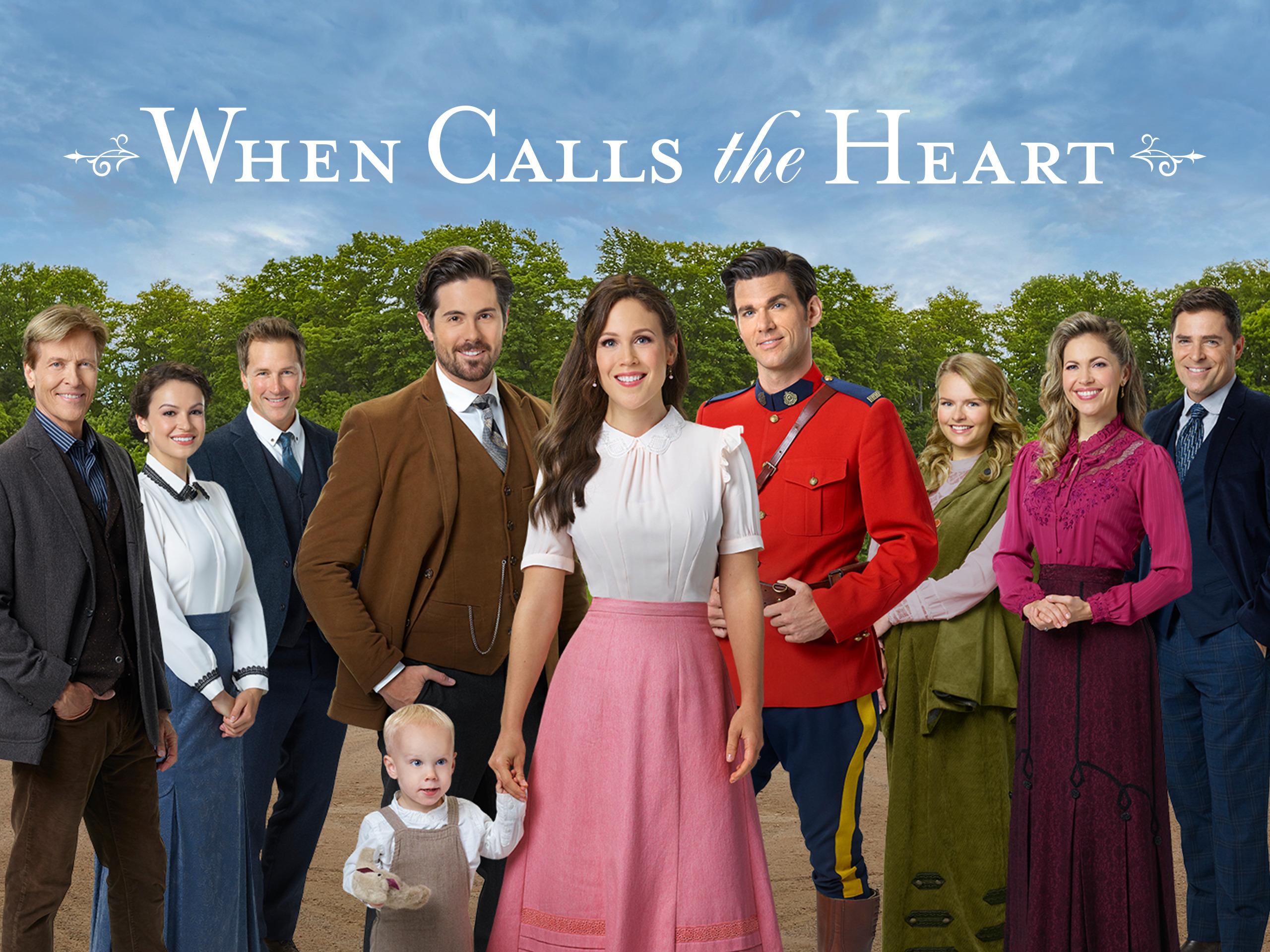 personagens When calls the hearth