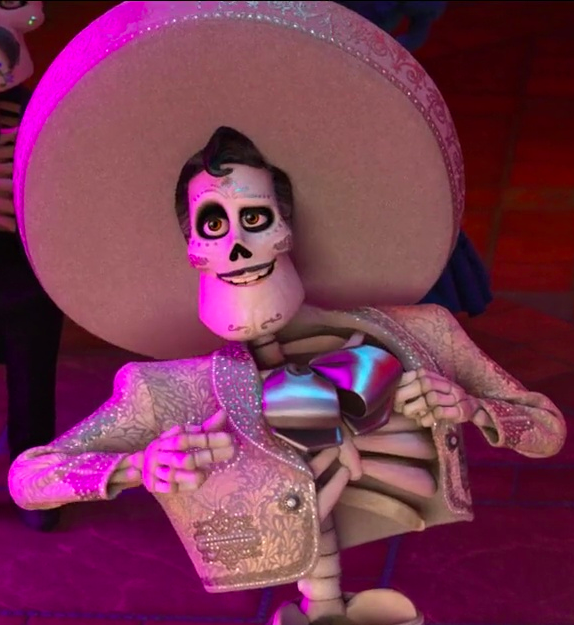 Ernesto De La Cruz morto