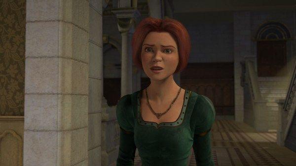 Fiona na sua forma humana