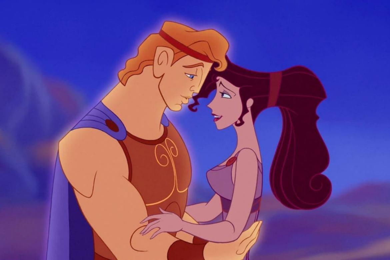 Hercules e Meg