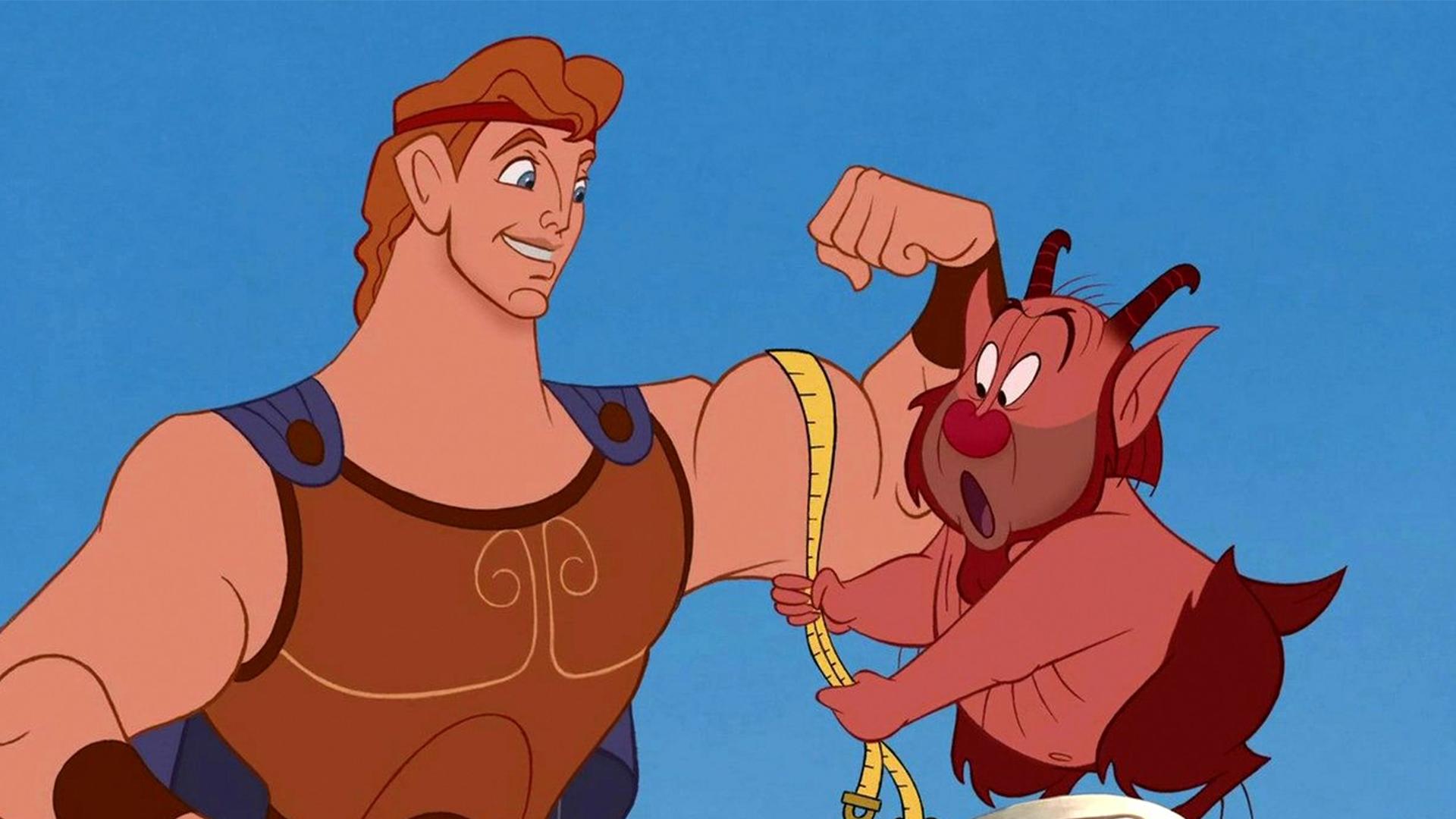 Hercules e Phil
