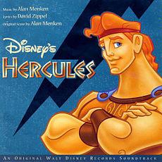 Hercules trilha sonora americana