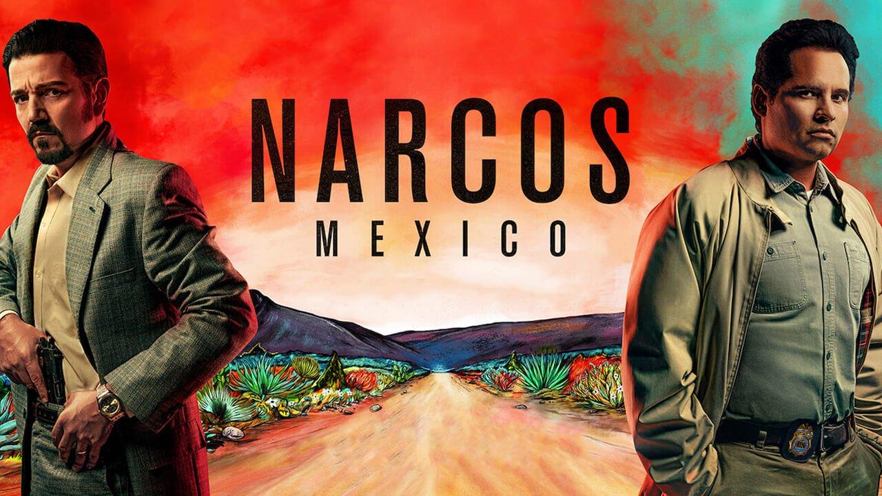 capa para Narcos: México