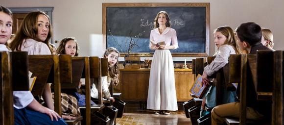 sala de aula fim da série