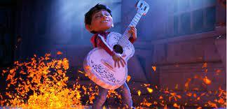 Miguel com violão
