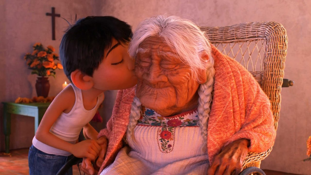 Miguel e Mamá Inês