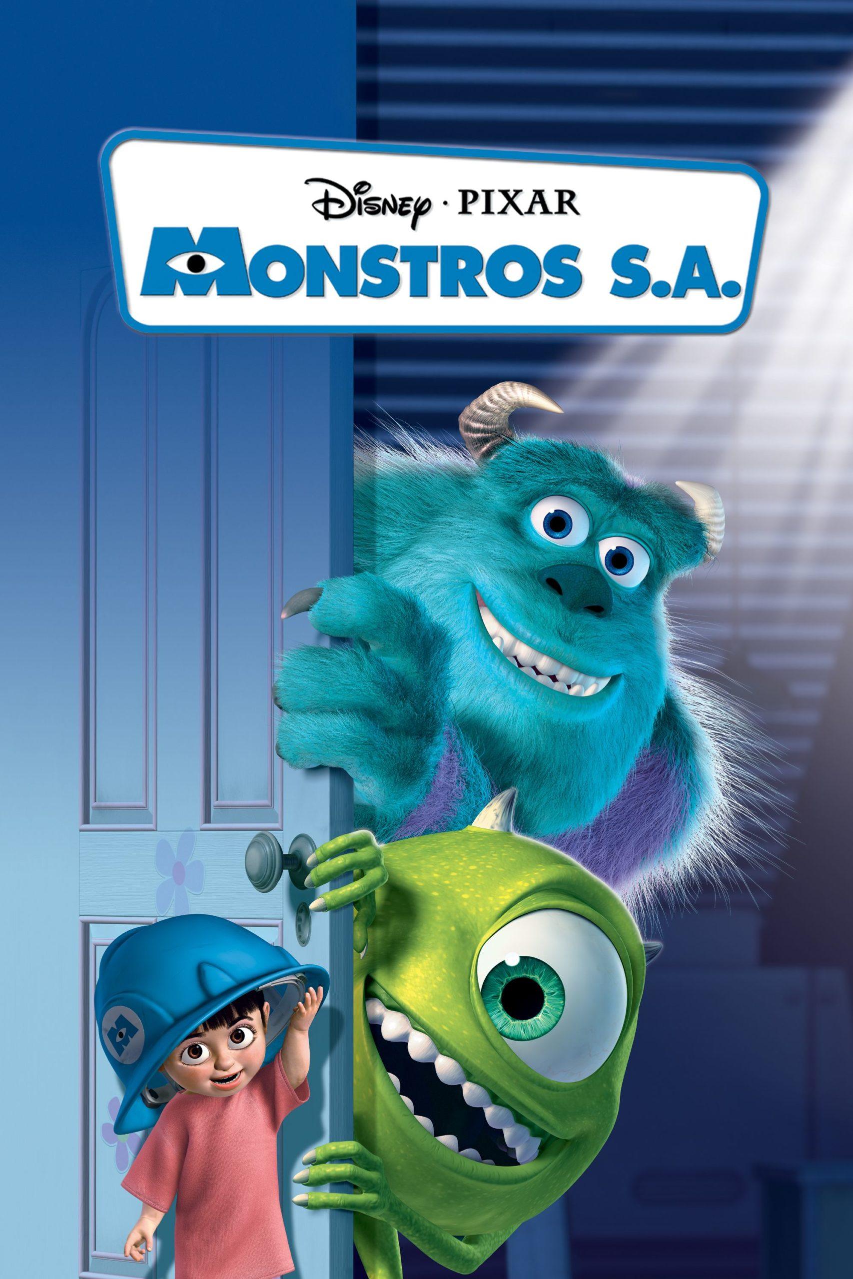Monstros S.A.poste