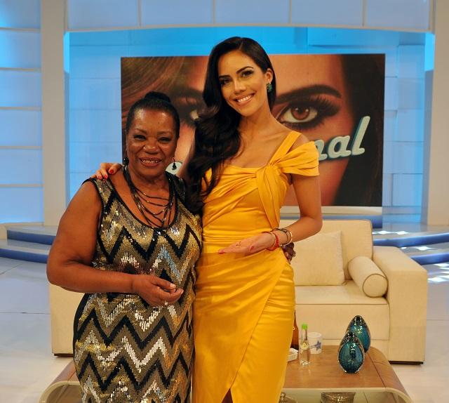 Neusa Borges participa do programa Sensacional