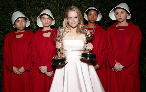 Elizabeth Moss no Emmy
