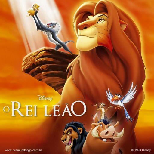 O Rei leao-poster