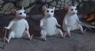 Os três ratos cegos