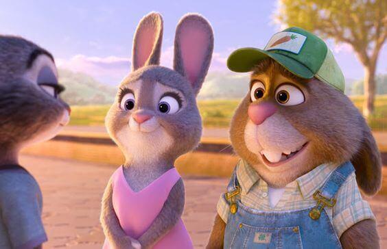 Pais de Judy