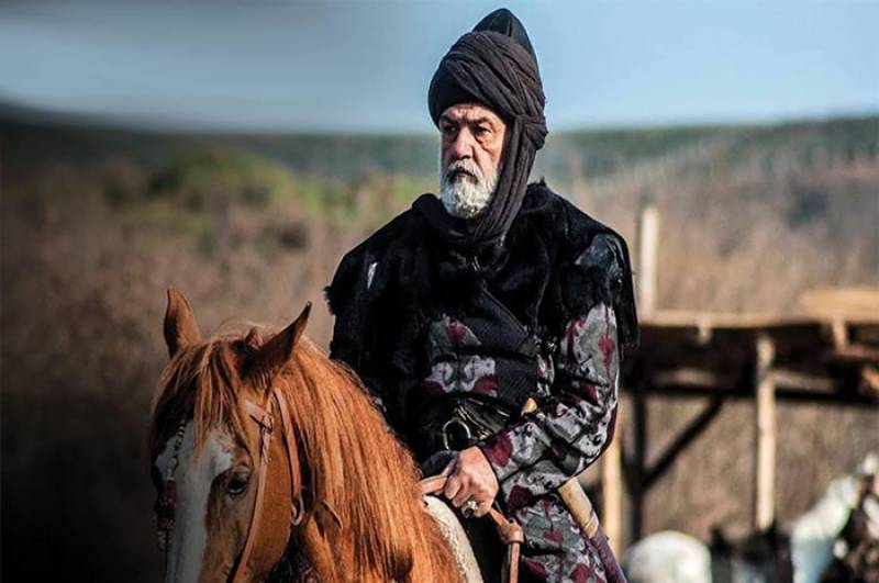 Suleyman Shah personagem O.G.G.O