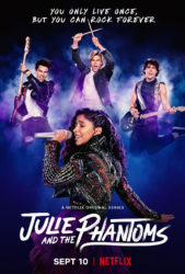 Imagem promocional Julie and the phantons