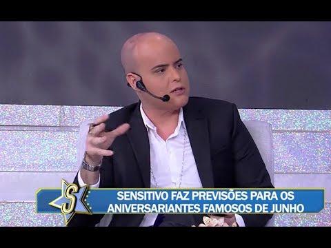 Rodrigo Tudor faz previsões no Sensacional