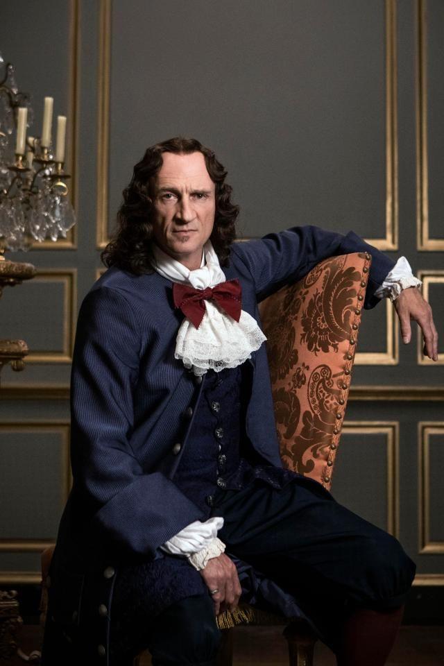 Stuart Bowman ator versailles
