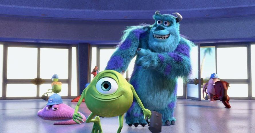 Sulley e Mike