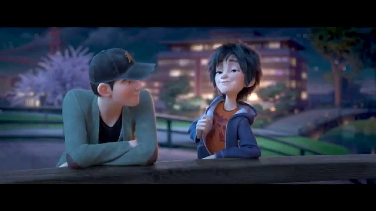 Tadashi e Hiro