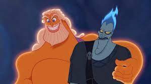 Zeus e Hades