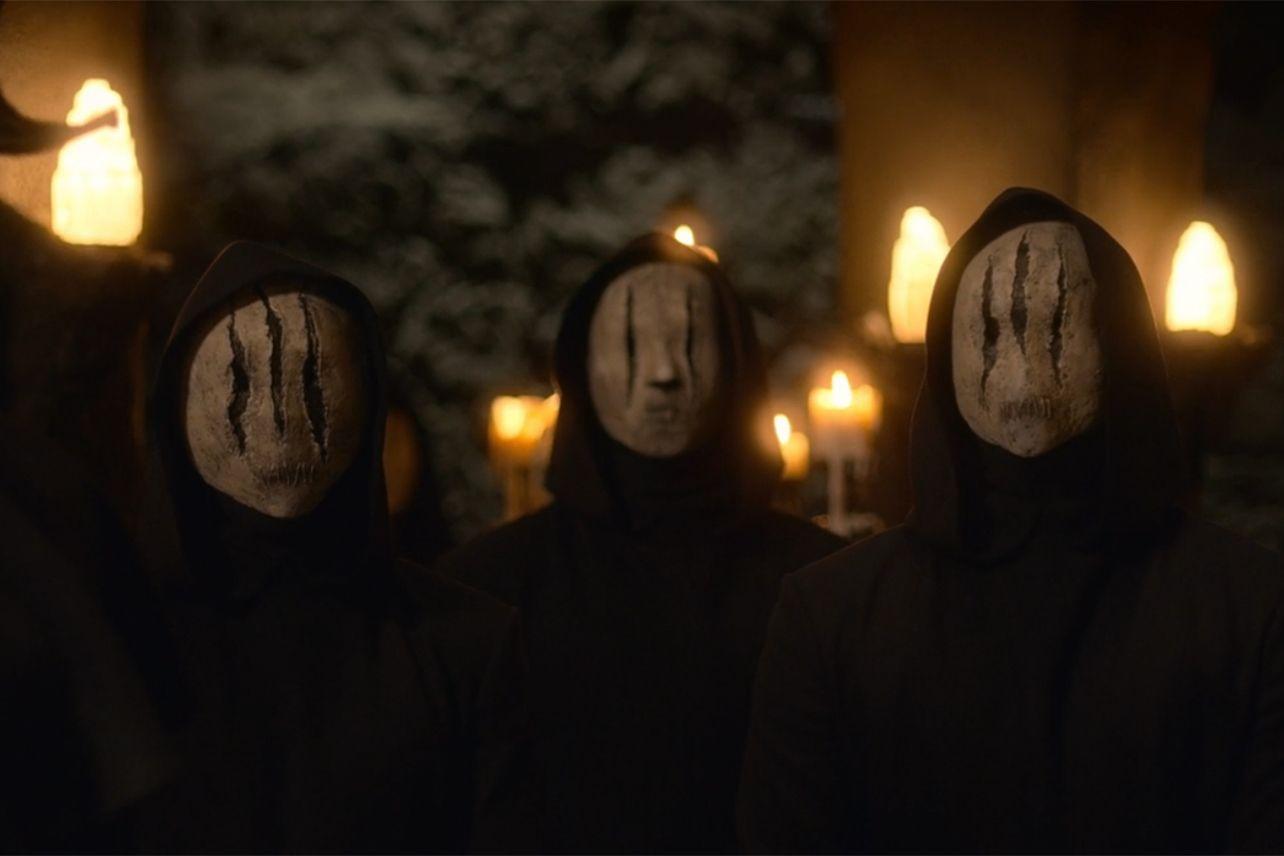 mascarados the order