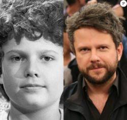 Selton Mello estreou com 9 anos, no seriado 'Dona Santa', na Band, em 1982