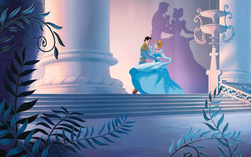 cinderela dançando com o príncipe filme cinderela