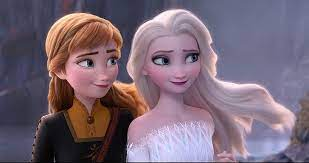 Ana e Elsa