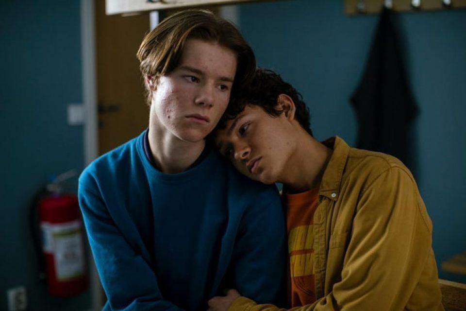 Wil e Simon juntos YR