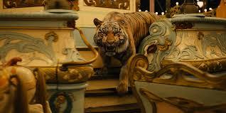 efeito especial tigre