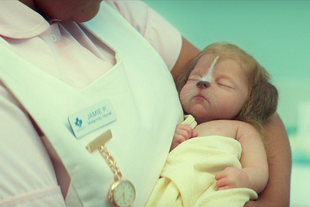 Bebê híbrido ST