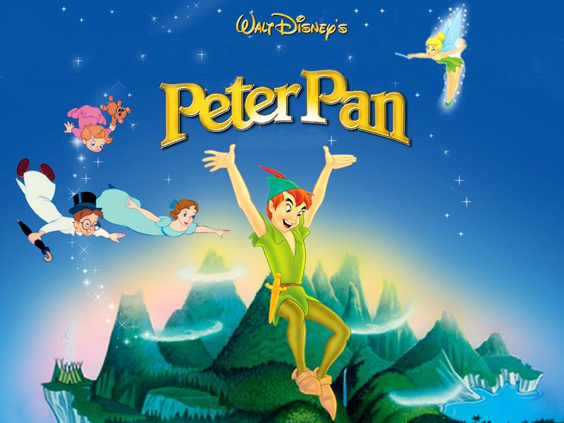 Peter pan capa