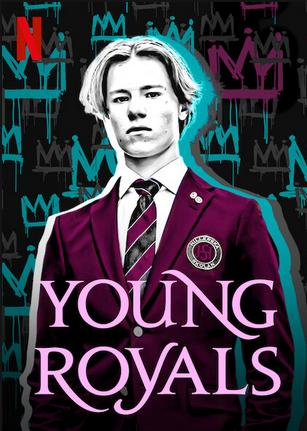 promocional informações Young Royals