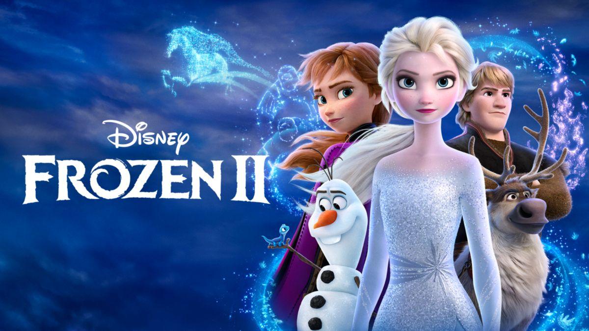 Frozen 2 capa