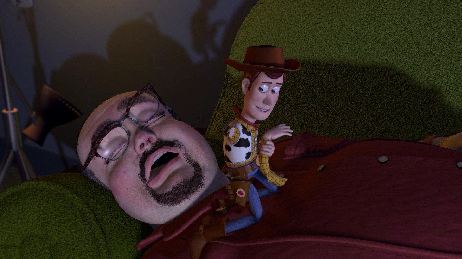 Al e Xerife Woody