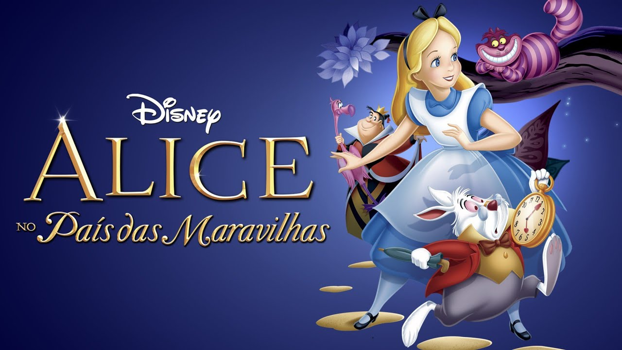 Alice capa