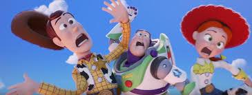 Xerife Woody, Buzz Lightyear e Jessie