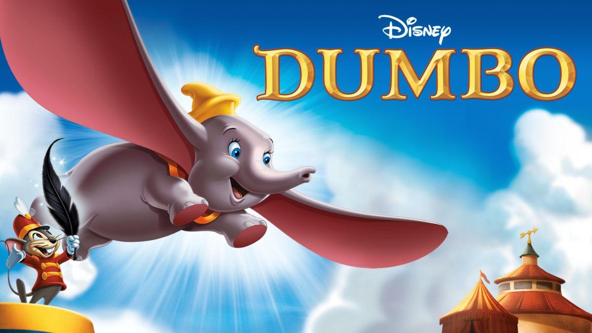 Dumbo capa
